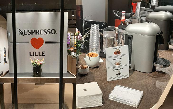 Nespresso Love Lille